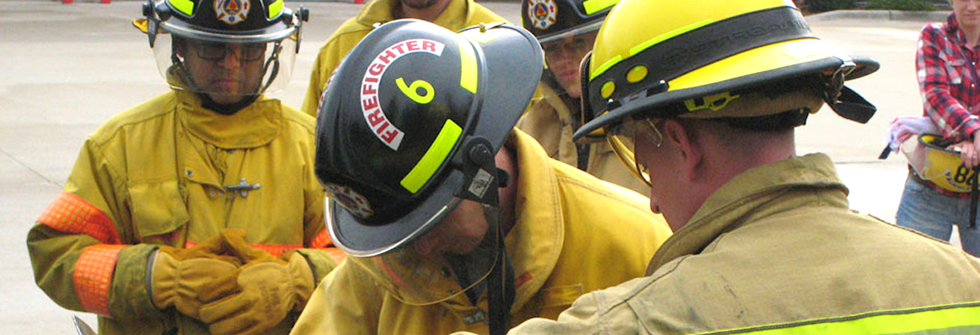 Image of Fire Fighters