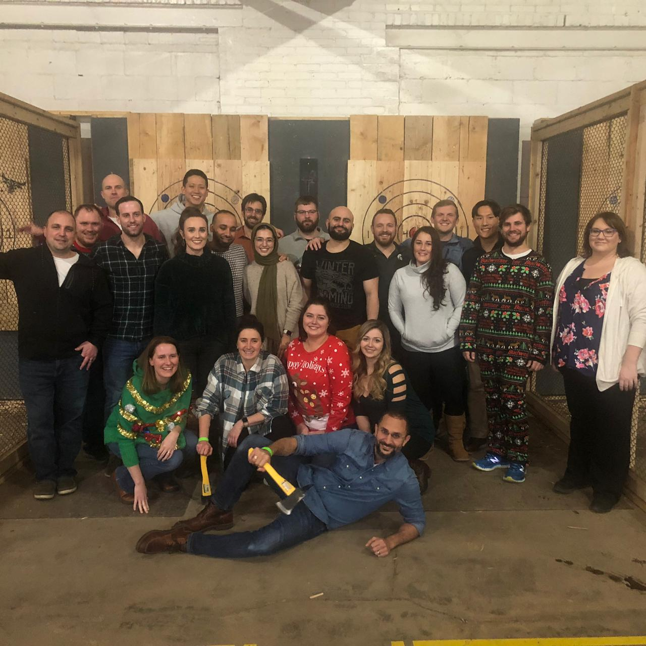 Axe throwing1